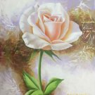 """Simple modern Hand painted oil painting on canvas""""Flowers""""50x60CM(19.7""""x23.6"""")Unframed-28"""