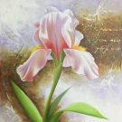 """Simple modern Hand painted oil painting on canvas""""Flowers""""60x90CM(23.6""""x35.4"""")Unframed-32"""