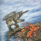 """Hand painted oil painting on canvas""""Eagle""""90x120CM(36""""x48"""")Unframed-03"""