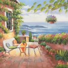 """European style Hand-painted oil painting on canvas""""mind home""""50x60CM(19.7""""x23.6"""")Unframed-28"""