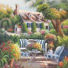 """European style Hand-painted oil painting on canvas""""mind home""""50x60CM(19.7""""x23.6"""")Unframed-33"""