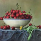 """Hand painted oil painting on canvas""""bumper harvest fruits""""60x90CM(23.6""""x35.4"""")Unframed-85"""