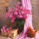 """Simple modern Hand painted oil painting on canvas""""Flowers""""60x90CM(23.6""""x35.4"""")Unframed-46"""