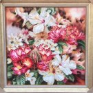 """Simple modern Hand painted oil painting on canvas""""Flowers""""100x100CM(40""""x40"""")Unframed-50"""