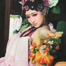 """Chinese style Hand painted oil painting on canvas""""Chinese beauty""""90x120CM(36""""x48"""")Unframed-58"""