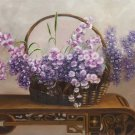 """Simple modern Hand painted oil painting on canvas""""Flowers""""60x90CM(23.6""""x35.4"""")Unframed-64"""