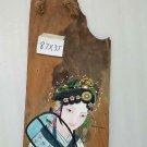 Pure handmade painting on wood-15