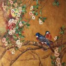 "Hand painted oil painting on canvas""Cute bird""70x100CM(30""x40"")Unframed-54"