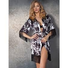 Women Luxury Satin Nightwear Gown Sexy Hot Sleepwear Nightgown Robe Lingerie