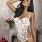 Women Lace Babydoll Nightwear Sleepwear Gown Sexy Hot G String Lingerie