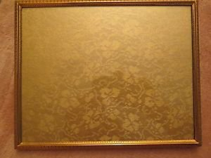 Very Rare Photo Frame Guaranteed 24CT Gold Plated Photo Frame 10 x 8.