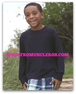 wholesale lots free shipping boys long sleeve tees for resell as-is