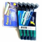 5 Pack Mens Triple Blade Disposable Razor 288 pack case