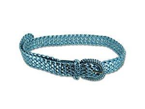 braided fashion belt