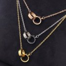 BRAND NEW COLLECTION~CARTIER LOVE SCREW NECKLACE