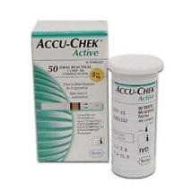 Accu Chek Active Test Strips 50 strips