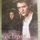 Twilight Saga Edward & Bella Eclipse Poster 24x36 Robrt Pattinson Krstin Stewart