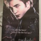 Twilight Saga Edward Broken Glass Poster 24x36 Robert Pattinson What If Bad Guy?
