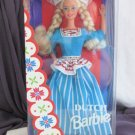 Dutch Barbie Doll 1993 Vintage Mattel  Dolls of the World Collection NRFB
