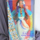 Native American Barbie Doll 1993 Vintage Mattel 2nd Ed Dolls World Collect NRFB