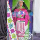 Native American Barbie Doll 1994 Vintage Mattel 3rd Ed Dolls World Collect NRFB
