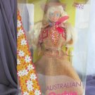 Australian Barbie Doll 1992 Vintage Mattel Dolls of the World Collection NRFB