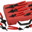 11 PC SNAP RING PLIER SET