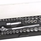40 PC. 3/8'' DRIVE SOCKET SET