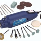 12V ROTARY TOOL SET WITH 30 ACCESSORIES