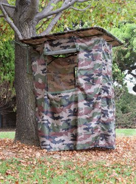 CAMOUFLAGE HUNTING SHELTER