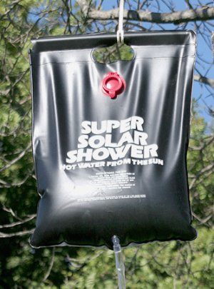 4 GALLON SOLAR SHOWER