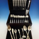 Fontana by Towle Sterling Silver Flatware Service For 8 Set 48 Pcs Dinner Size