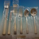 Old Lace by Towle Sterling Silver Flatware Set Service 39 Pieces New