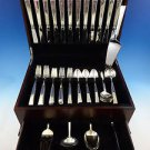 Old Lace by Towle Sterling Silver Flatware Set For 12 Service 66 Pieces