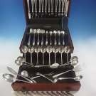 Nocturne by Gorham Sterling Silver Flatware Service For 12 Set 93 Pieces