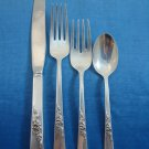 Classic Rose by Reed & Barton Sterling Silver Flatware Set For 8 Service 32 Pcs