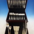 Etruscan by Gorham Sterling Silver Flatware Service For 12 Set 65 Pcs Greek Key