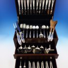Prelude by International Sterling Silver Flatware Set for 12 Service 114 pieces