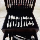 Mothers by Gorham Sterling Silver Flatware Set For 12 Service 80 Pieces