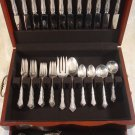 Foxhall by Watson Sterling Silver Flatware Set Service For 12 - 64 Pieces