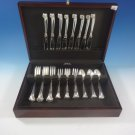 Onslow by Tuttle Sterling Silver Flatware Service For 8 Set 32 Pieces