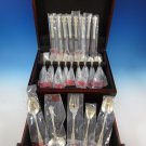 Martinique by Oneida Sterling Silver Flatware Set For 8 Service 37 Pieces New