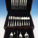 Strasbourg by Gorham Sterling Silver Flatware Place Size Set 8 Service 37 Pieces
