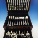 King Edward by Gorham Sterling Silver Flatware Set For 12 Service 69 Pcs Dinner