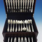 Esplanade by Towle Sterling Silver Flatware Set For 12 Service 84 Pieces