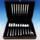 Trilogy by Gorham Sterling Silver Flatware Set for 8 Service 33 pieces