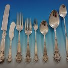 Georgian by Towle Sterling Silver Flatware Set for 8 Service 75 Pieces