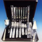 Riva by Robbe and Berking Sterling Silver Flatware Set Dinner Service 43 Pcs New