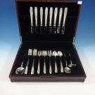 Nocturne by Gorham Sterling Silver Flatware Service For 8 Set 35 Pieces