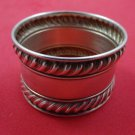 "English Gadroon by Gorham Sterling Silver Napkin Ring #422 1 3/4"" X 1"""